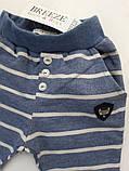 Штанишки хлопковые для грудничка, фото 4