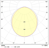 LED подвесная модульная система IP20, Световые технологии EAGLE LED 1500 CS 4000K [1466000030], фото 2