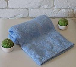 Полотенце махровое банное 70х140 хлопок 100% с бордюром 400 г/м² в ассортименте, фото 3