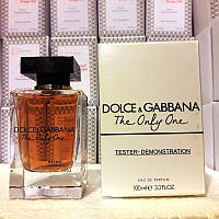 Dolce&Gabbana The Only One (Дольче Габбана зе Онли Ван) тестер - парфюмированная вода, 100 мл