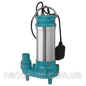 Канализационный насос фекальный Aquatica для выгребных ям 0.75кВт Hmax11м Qmax225л/мин (с ножом)