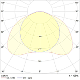 LED светильники для потолка IP20, Световые технологии OTX LED 595 4000K GRILIATO [1118000060], фото 2