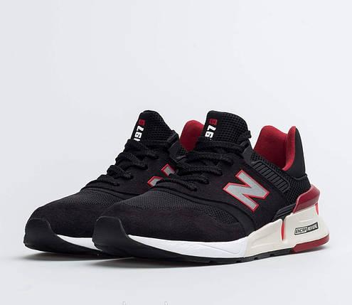Оригинальные Мужские кроссовки NEW BALANCE MS997RD, фото 2