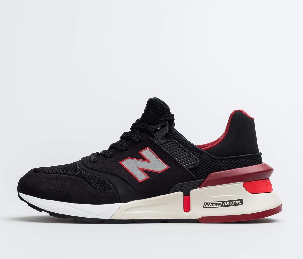 Оригинальные Мужские кроссовки NEW BALANCE MS997RD