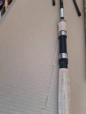 Спиннинг Weida Explorer 2-8г/3-17г 2,1м (2 кончика), фото 3