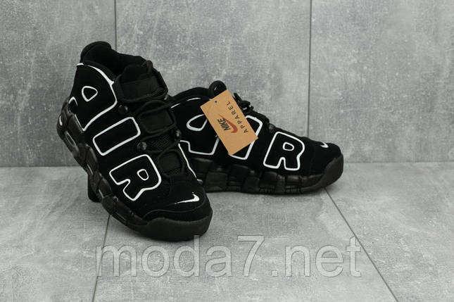 Кроссовки женские Ditof A 8587 -1 черные (искусственная замша, весна/осень), фото 2