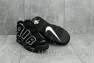 Кроссовки женские Ditof A 8587 -1 черные (искусственная замша, весна/осень), фото 3