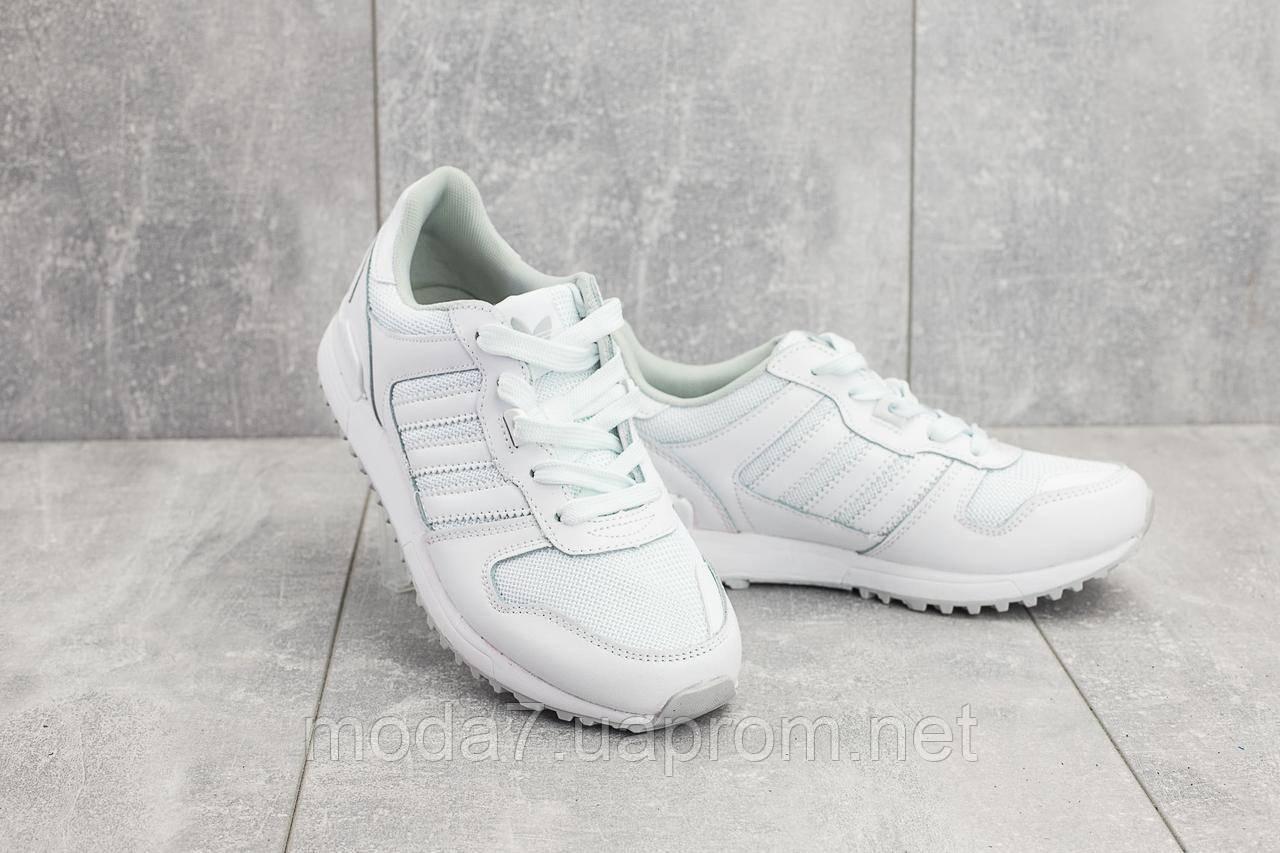 Кроссовки женские Classica G 3087 -1 белые (текстиль, весна/осень)