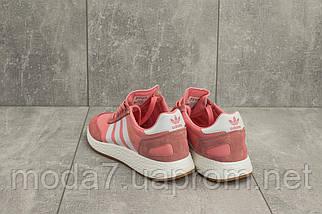 Кроссовки женские Classica G 3108 -2 розовые (текстиль, весна/осень), фото 2