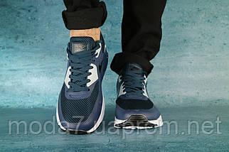 Кроссовки мужские Classica А 962 -7 голубые (текстиль, весна/осень), фото 2