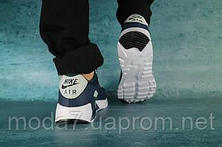 Кроссовки мужские Classica А 962 -7 голубые (текстиль, весна/осень), фото 3