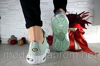 Кроссовки женские Classica В 358 зеленые (текстиль, весна/осень), фото 2
