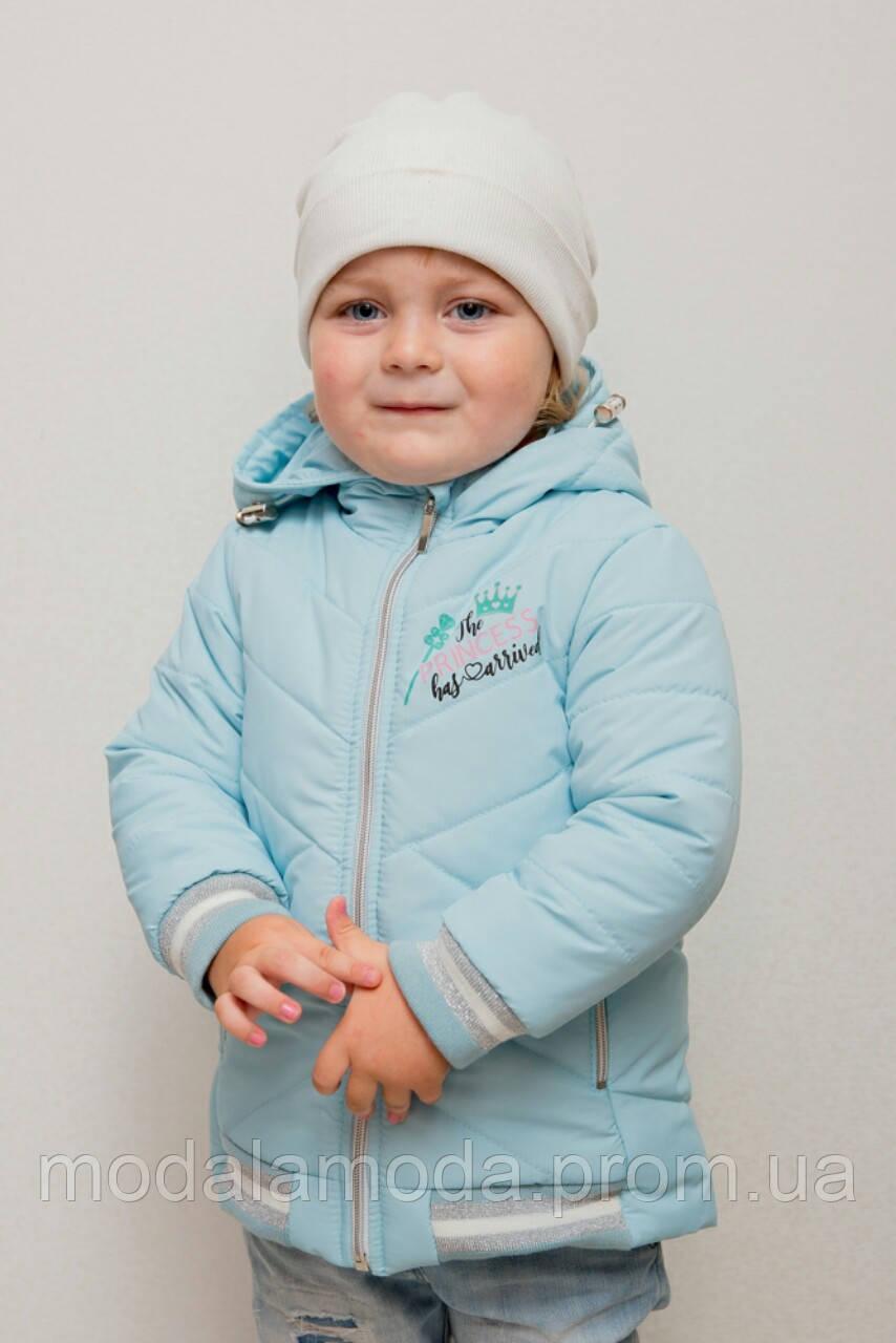 Куртка детская Принцеса ОПТОМ!, фото 1