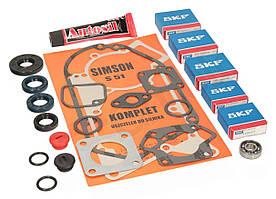 Ремонтный комплект двигателя для мопедов Simson S51