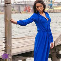 Платье женское в пол, фото 1
