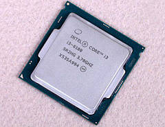 Процессор Intel Core i3-6100 3.7GHz, s1151, tray