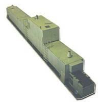 Печь газовая туннельная И8-ШПБ (ширина пода 600мм)