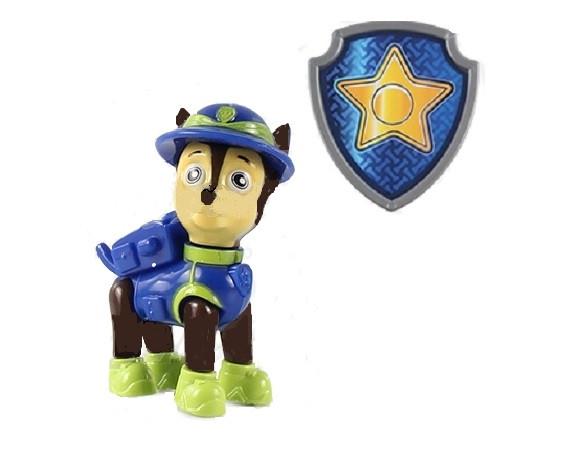 "Фигурка ""Щенячий патруль: Гонщик (Чейз)"" -  Paw Patrol"