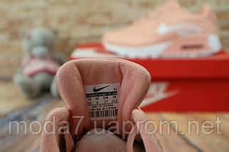 Кроссовки женские Ditof В 332 розовые (искусственная кожа, весна/осень), фото 2