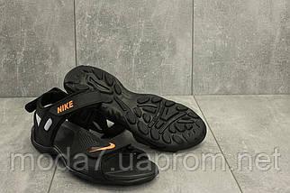 Босоножки мужские Best Vak Л2-01 черные (натуральная кожа, лето), фото 3