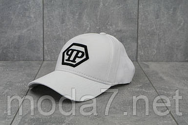 Кепка бейсболка РР (белый)