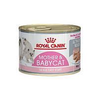 Влажный Корм Royal Canin Babycat Instinctive Для Котят До 4 Месяцев, 195 Г