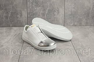 Кеды женские Best Vak 35 -702 белые (натуральная кожа, весна/осень), фото 3