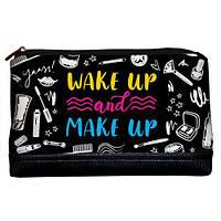 Косметичка дорожная женская «Lovely» Wake up and make up