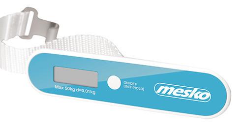 Mesko MS 8147B Ваги ручні Mesko blue