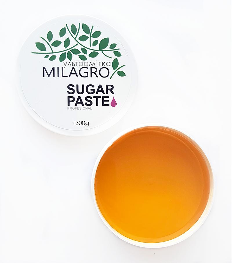 Сахарная паста для шугаринга Milagro Ультрамягкая 1300 г (vol-161)
