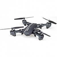 Квадрокоптер RC Drone складной HD WiFi