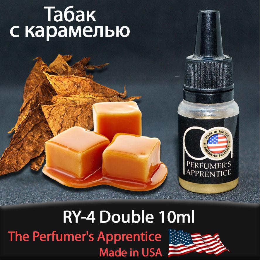 """Ароматизатор TPA (TFA) """"RY-4 Double"""" (Табак с карамелью) 10мл"""