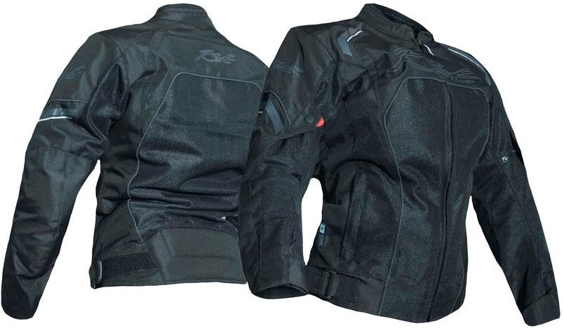 Мотокуртка текстильная женская RST Spectre Air (Black)