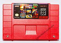 Картридж Супер Нинтендо (NTSC, 100 игр), фото 1