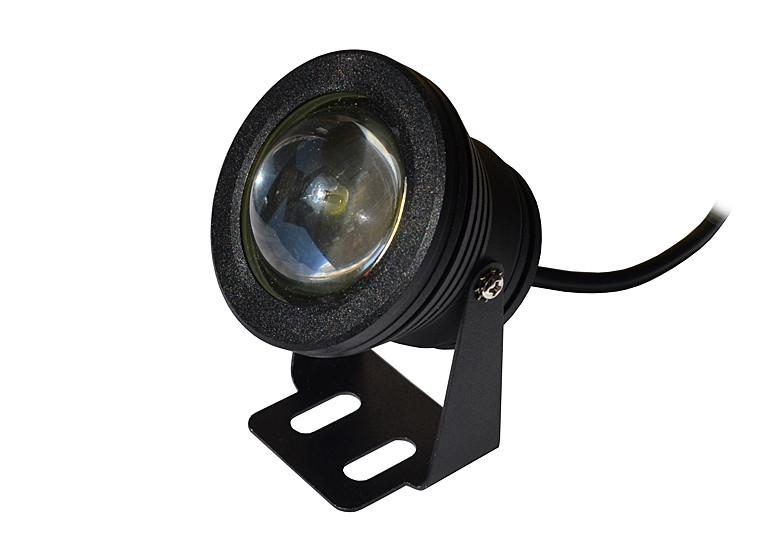 Светодиодный прожектор LP 10W, 12V (круглый), IP67