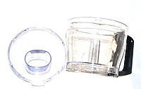 Чаша з кришкою для кухонного комбайну Saturn ST-FP0069 (1200ml)