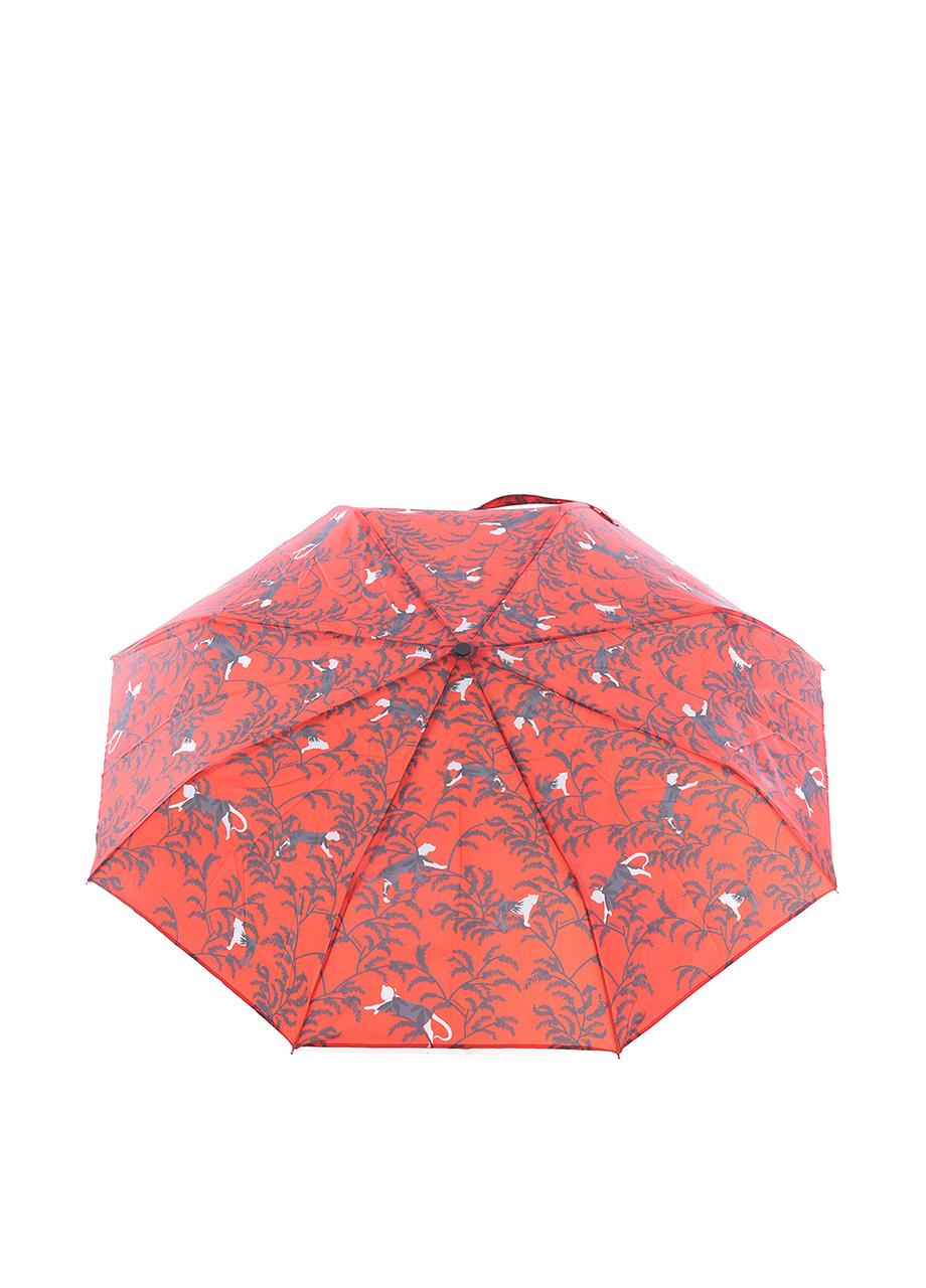 Зонт женский автоматический Baldinini Красный (48)