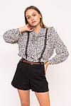 Женская блузка с рюшами ( 9375 ), фото 4
