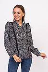 Женская блузка с рюшами ( 9375 ), фото 6