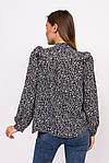 Женская блузка с рюшами ( 9375 ), фото 7
