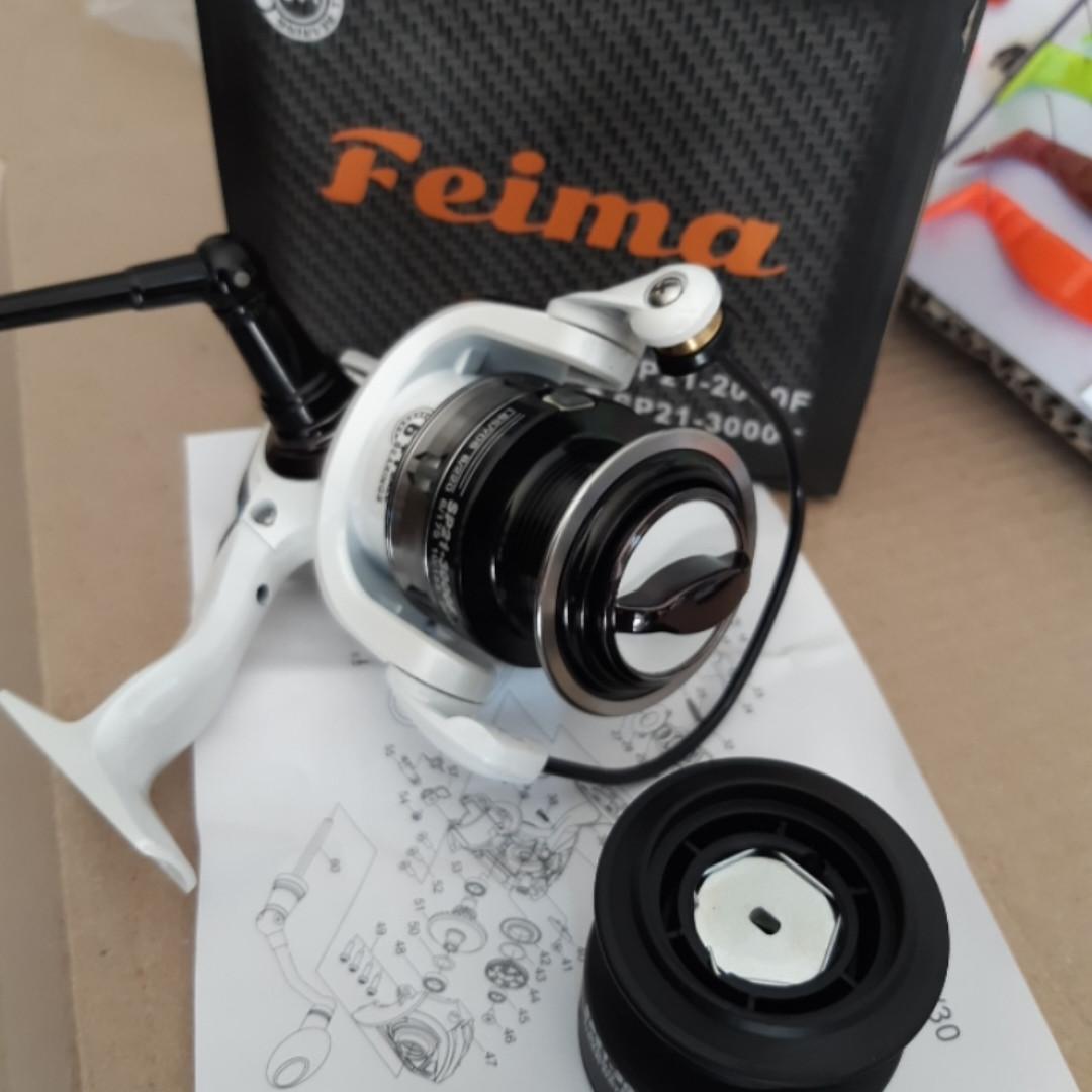 Катушка Feima SP21-3000F , 6+1bb