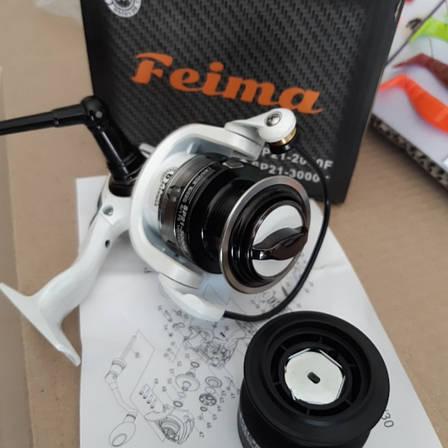 Катушка Feima SP21-3000F , 6+1bb, фото 2