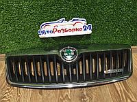 Решетка радиатора для Skoda Octavia A5 Шкода Октавия А5 2008-2013, 1Z0853651C
