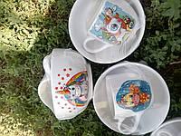 Набор детский с Единорожками