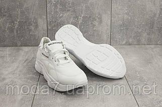 Кроссовки женские Best Vak 16 -06  белые (натуральная кожа, весна/осень), фото 3
