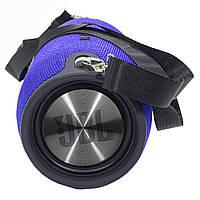 ➤Bluetooth колонка JBL Xtreme Blue беспроводная мощность 40Вт музыкальная портативная для молодежи