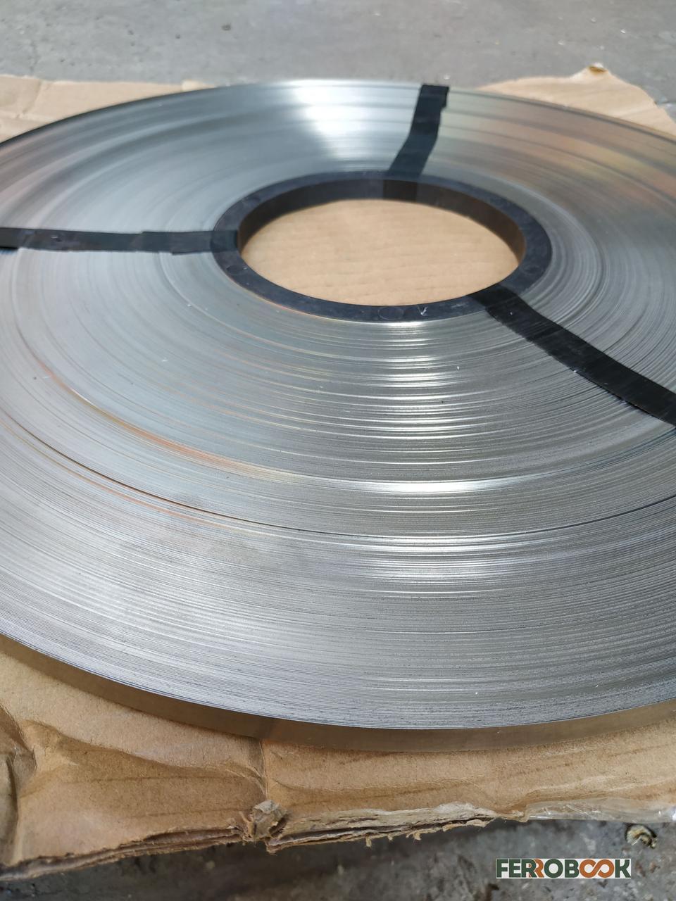 Нихромовая лента Х20Н80 0,25х10мм - 50м
