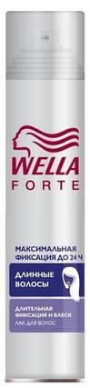 Лак для волос WELLA FORTE Максимальная  фиксация, для длинных волос 250 мл, фото 2