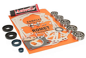 Ремонтный комплект двигателя для мопедов Romet Ogar 205, Kadet, Komar, Motorynka