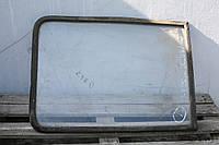 Стекло кузовное боковое правое Б/У Ford Transit ->1986
